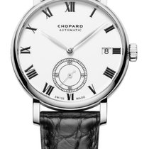 Chopard Classic 18K White Gold Men's Watch