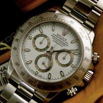 "Rolex Daytona 116520 ""CREAM DIAL"" P4..... Serie NEU B..."