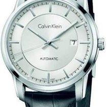 ck Calvin Klein infinite Automatik Herrenuhr K5S341C6