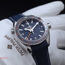 Omega Seamaster Planet Ocean GMT Good Planet 44mm Co-Axial...