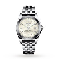 Breitling Galactic 36 Ladies Watch W7433012/A780 376A