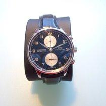 IWC Portugaise chronographe Automatique  3714-04