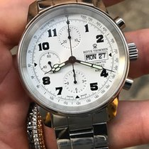 Revue Thommen chrono day date chronograph Airspeed nos new