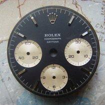 """Rolex 100% Original Rare 1960s Daytona 6240 """"small..."""