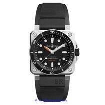 Bell & Ross BR 03-92 Dive BR0392-D-BL-ST Men's Watch