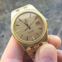Omega Constellation seamaster Oro Gold 34mm 18kt