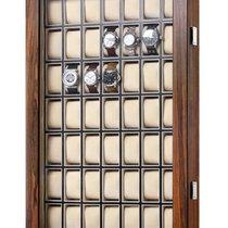 Rothenschild Uhrenvitrine [49] RS-5075-RSW zur Wandmontage