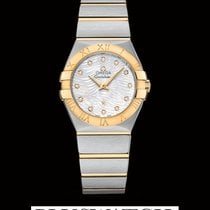 Omega CONSTELLATION QUARTZ 27 MM 123.20.27.60.55.008