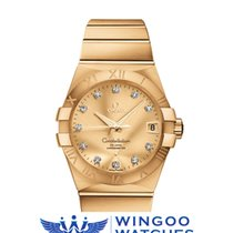 Omega - Constellation Co-Axial 38 MM Ref. 123.50.38.21.58.001