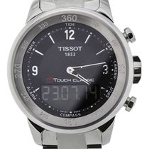Tissot T-Touch Classic Black Steel