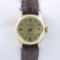 Rolex Oyster Perpetual Datejust Lady Gelbgold 18 Karat...