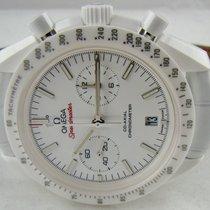 Omega Speedmaster Moonwatch White Ceramic 311.93.44.51.04.00