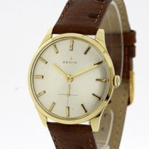 Ζενίθ (Zenith) Vintage Men's Watch solid 18K Gold Watch...