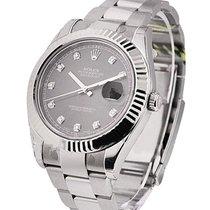 Rolex Unworn 116334 Datejust II - Oyster Bracelet - Fluted...