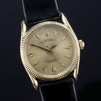 Rolex Oyster Perpetual 6593 Bombe / 'Bombay'