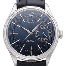 Rolex Cellini Date 50519 Blau