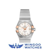 Omega - Constellation Co-Axial 27 MM Ref. 123.20.27.20.55.004