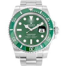 Rolex Submariner Green 116610LV