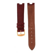 Longines Bordeaux Crocodile Strap 18mm