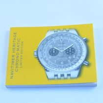 Breitling Anleitung Manual Chrono Heritage Chrono-matic
