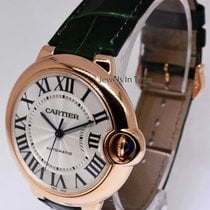 까르띠에 (Cartier) Ballon Bleu 3003 18k Rose Gold 36mm Automatic...