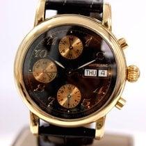 Montblanc Meisterstück Star Day Date Chronograph  18K Gold
