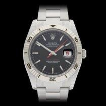 롤렉스 (Rolex) Datejust Turn-o-graph Stainless steel & 18k...