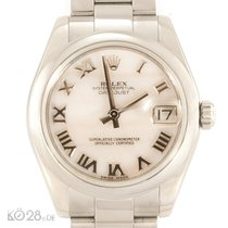 Rolex Datejust 178240 Medium 31mm Steel Mother of Pearl B+P LC100