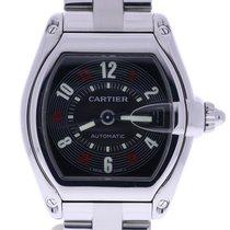 Cartier Roadster Automatic Las Vegas 2510 36 Millimeters Black...