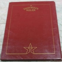 Theorein rare vintage complete watch catalog nice condition.
