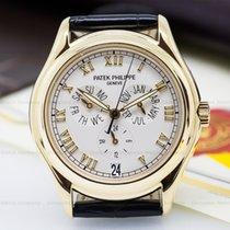 Patek Philippe 5035J-001 5035J-001 Annual Calendar Ivory Dial...