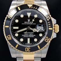 勞力士 (Rolex) Two Tone Submariner 116613ln 18k Yellow Gold &...