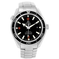 Omega Seamaster Planet Ocean Xl Co-axial Mens Watch 2200.51.00