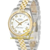 Rolex Datejust Steel and Gold Yellow 31mm