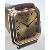 Baume & Mercier , 750/- Gold-Damenarmbanduhr, Quartz