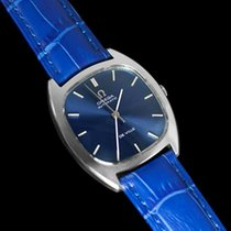 Omega 1974 De Ville Vintage Mens Automatic Dress Watch - SS