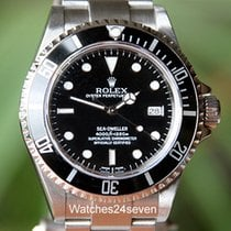 Ρολεξ (Rolex) Sea Dweller 16600 No Holes Case on Bracelet 40 mm