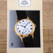 Patek Philippe Manual anleitung ( manual ) ref 3979 in German