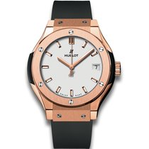 Hublot Classic Fusion Opalin King Gold Quartz 33 mm
