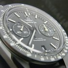 Omega speedmster co-axial dark side on the moon