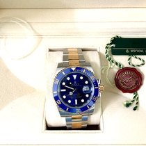Rolex OYSTER PERPETUAL SUBMARINER DATE STEEL/GOLD