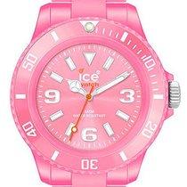 Ice Watch Classic Big Solid Polyamide Mens Pink Fashion Watch...
