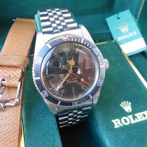 Rolex Submariner Vintage 5508 James Bond-Just Serviced-Unpolished