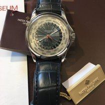 Patek Philippe Complications World Time Platinum 5130 Factory...