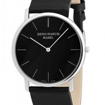 Zeno-Watch Basel -Watch Herrenuhr - Bauhaus Stripes - 3767Q-i1