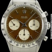 Rolex Tropical Brown Dial Daytona 6239 Steel