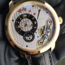 Glashütte Original PanoInverse XL 42mm Pink Gold