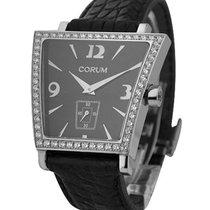 Corum 106.404.47/001 BN69 Trapeze with Diamond Bezel - Steel...