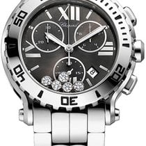 Chopard Happy SprtRn Happy Sport Round Chronograph 288499-3008