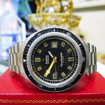 Zodiac Super Seawolf 75 Atm Stainless Steel Automatic Divers...